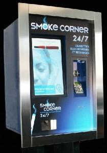 E-liquide Smoke corner