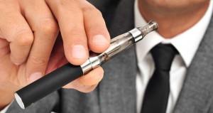 E-cigarette vapoteur