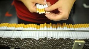 Usine Industrie Tabac