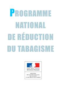 Programme national de Réduction du Tabagisme : TOUTES LES MESURES