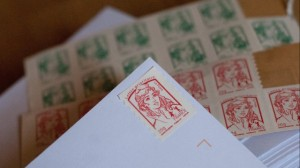 Poste Timbres