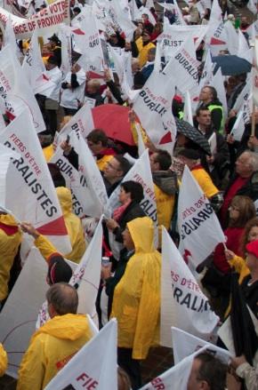 Paquet neutre (générique) : journée nationale d'action des buralistes, le 31 mars