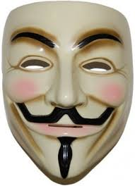 Braqueur masque