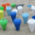 Royan cendriers de plage
