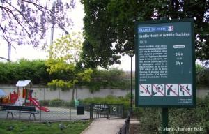 Paris Aire jeux