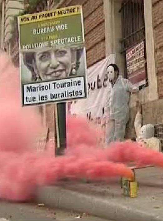 Mobilisation des buralistes du 8 septembre : la France des territoires
