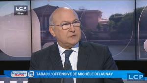 Michel Sapin LCP