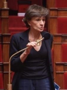 Michèle Delaunay hauteur