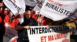 Buralistes 2 novembre Toulouse