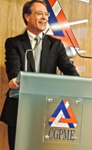 François Asselin CGPME