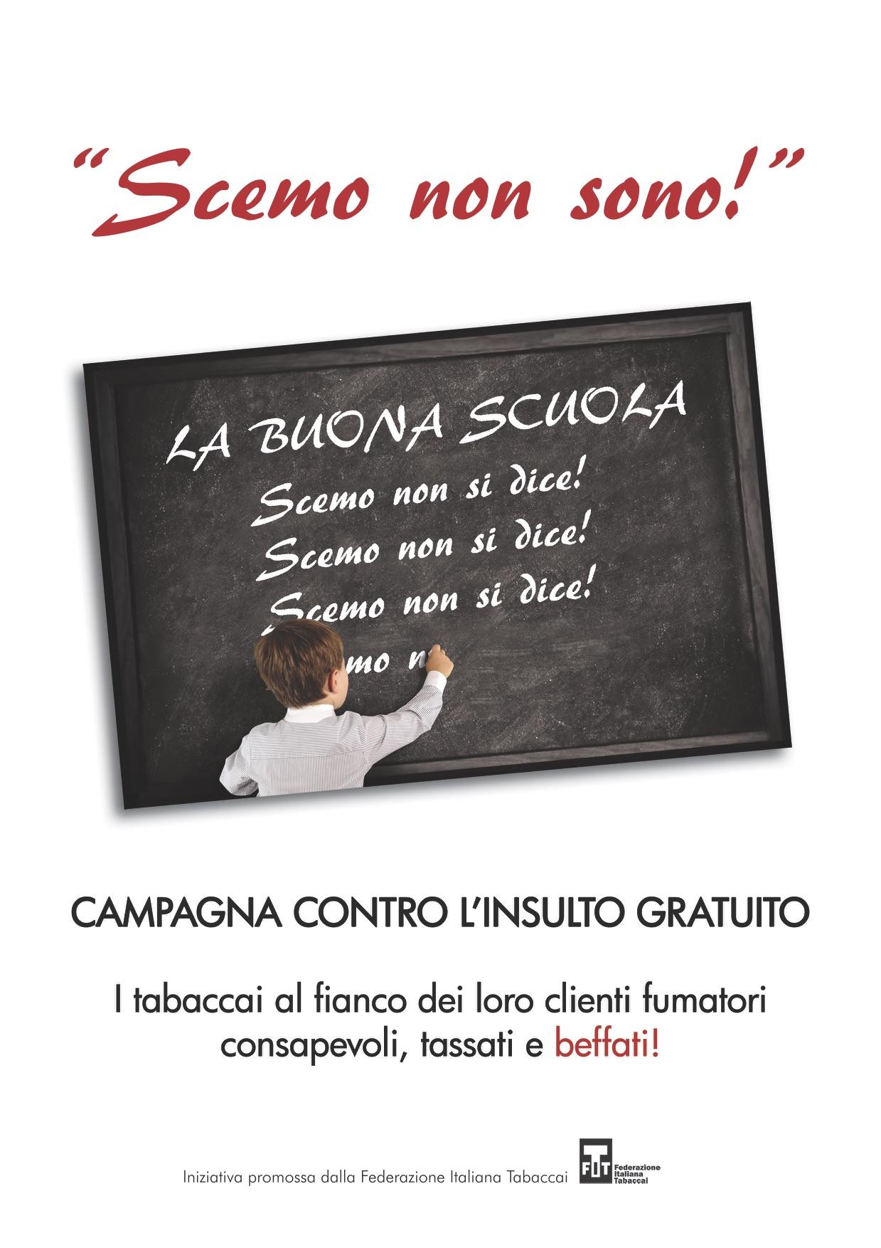 Italie : campagne des buralistes contre la stigmatisation des fumeurs