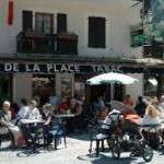 Buraliste café village