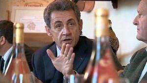 Sarkozy Nîmes