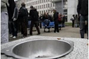 Lycée fumeur