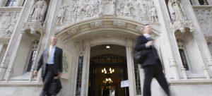 Haute cour de justice Londres