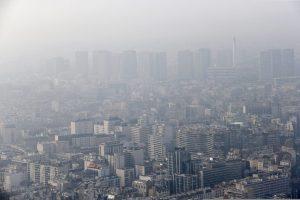 Pollution Paris