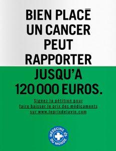 Campagne medecins sans frontiere