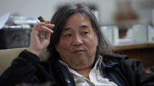 Yan Pei-Ming Cigare