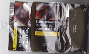 tabac à rouler neutre