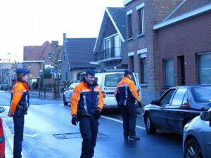 Belgique police