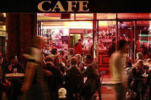 Terrasse Bar Revente