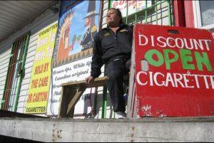 Québec Kahnawake tobacco-store