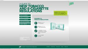 JTI A guide to new tobacco   E-Cigarette regulations