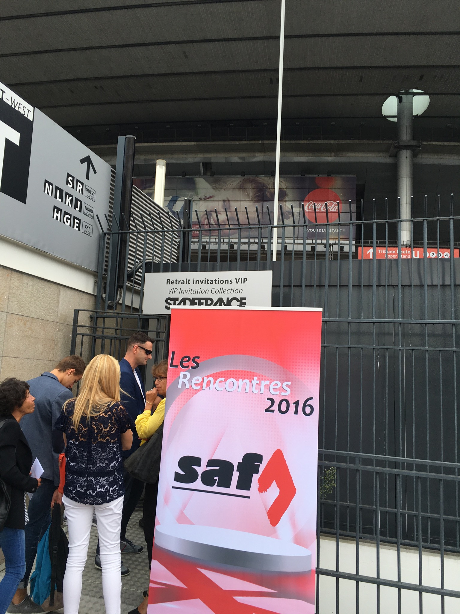 Rencontres SAF 2016