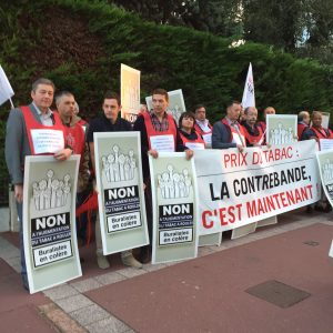 Manifestation Nord Taxes