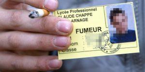 Lycee fumeur