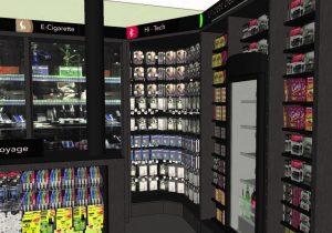 Saf concept-store