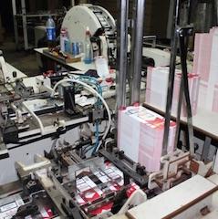 Espagne : usines de contrebande