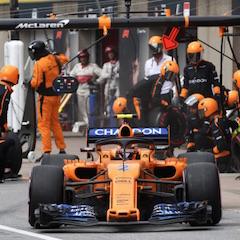 BAT / McLaren