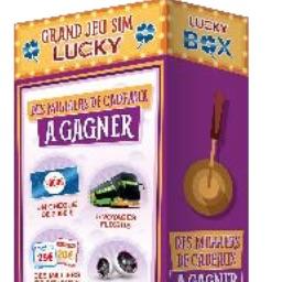 Lucky BOX de SAF