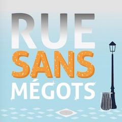 «Rue sans mégots»