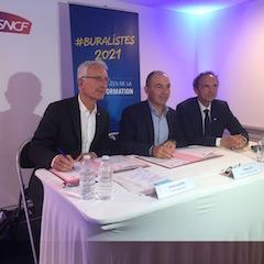 Accord SNCF et Confédération