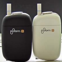 Japon : Ploom S