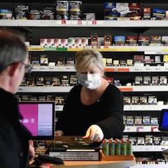 Marché Tabac : premier semestre 2020