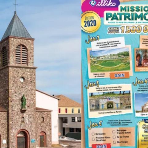 FDJ / Buralistes : Mission Patrimoine