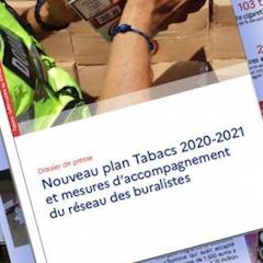 Douane : Plan Tabacs 2020-2021
