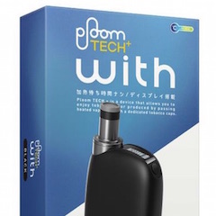 Japon : Ploom Tech+ With