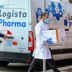 Espagne : Logista livre le vaccin