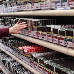 Marché tabac en janvier: +2 % en valeur
