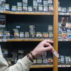 Tabac : prix au 1er novembre