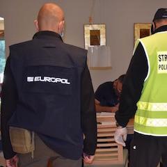 Le tabac, priorité d'Europol