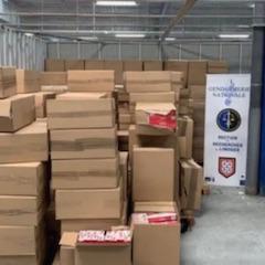 Gendarmerie : gros démantèlements
