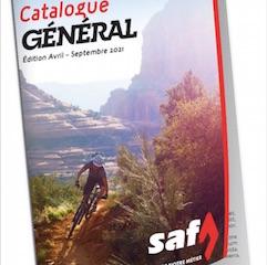 Nouveau catalogue SAF