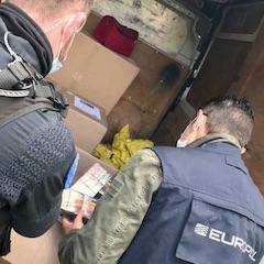Réseau de contrebande dans l'Ouest (suite)