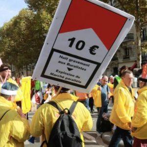 Manifestation des buralistes : retours