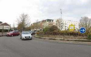 Trafic drive Mureaux